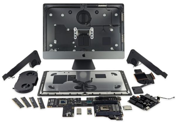 Apple Imac Desmontado