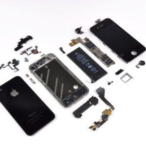 Apple Iphone 4 Preto Desmontado Img 01