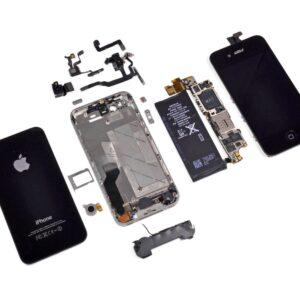 Apple Iphone 4s Preto Desmontado Img 01