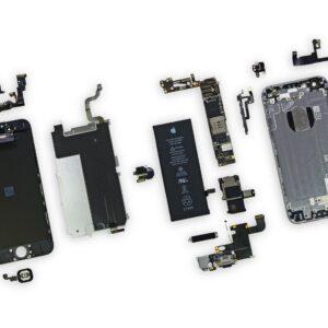 Apple Iphone 6 Preto Desmontado Img 01