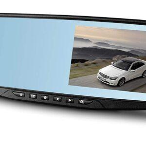Espelho Retrovisor Central DVR Full HD 1080p IMG 01