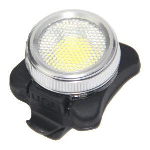 Farol de Bike Super Branca LED Recarregavel USB COB HJ 030B IMG 01