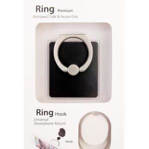 Suporte De Dedo Para Celular Ring Premium Preto Img 01