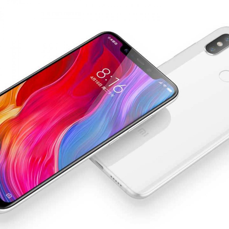 Celular Xiaomi Mi 8 64gb Branco Img 03